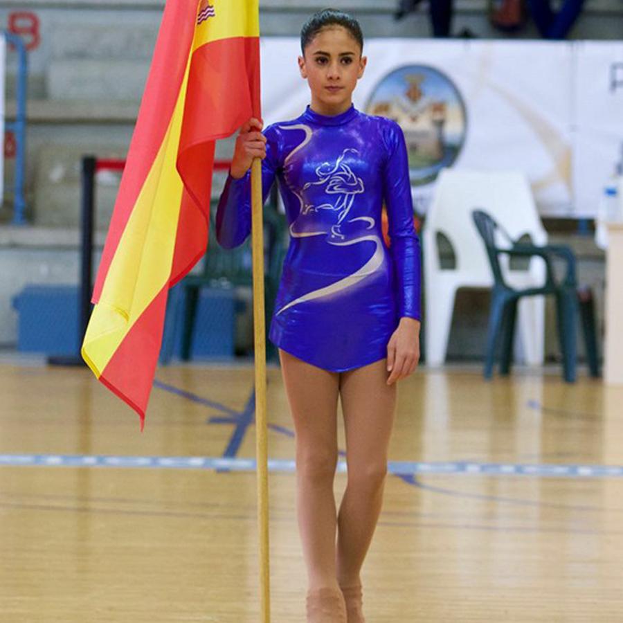Maillot Uniforme Campeonato De España Grupos Show